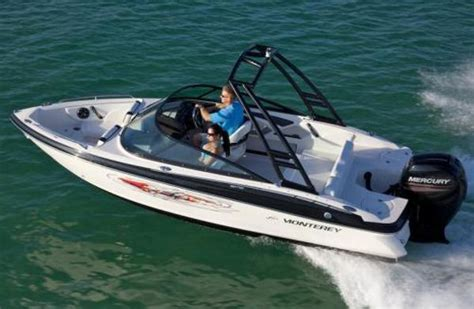 monterey boats manufacturer monterey 197 blackfin boats for sale boats