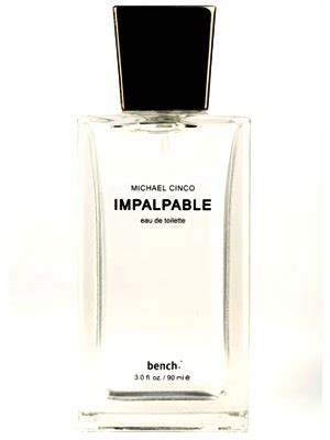 perfume bench impalpable by michael cinco bench perfume a fragrance