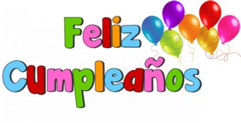 imagenes png feliz cumpleaños feliz cumplea 241 os