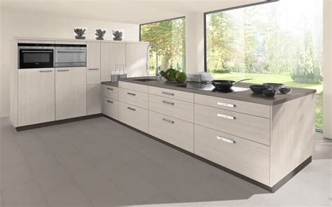 Full Height Kitchen Cabinets by Textured Wood Tall Height Larder Broom Cupboard