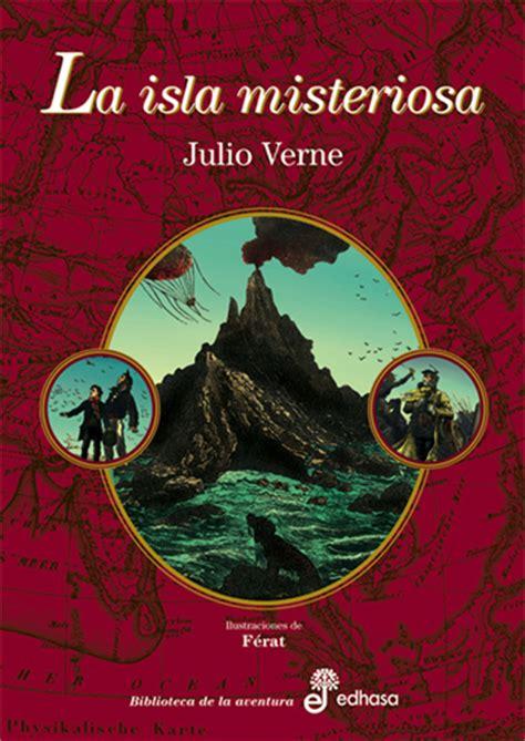 libro la isla de la la isla misteriosa aventuras edhasa 9788435055697 gt edhasa edhasa empresa editorial
