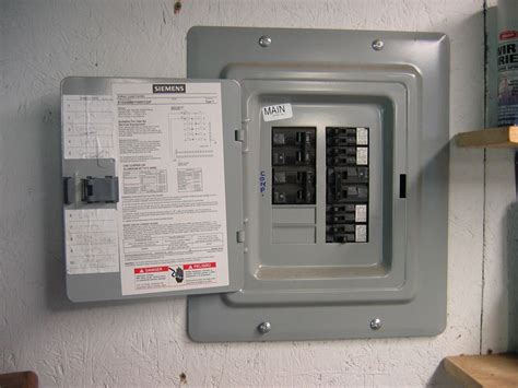 Garage Sub Panel by 100 Sub Panel Wiring Diagram Circuit Diagram Maker