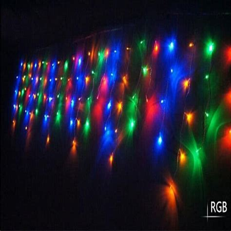christmas decoration lights 3 5m 96leds led string light