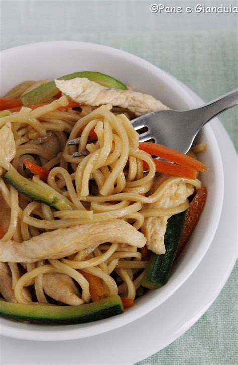 ricette della cucina filippina pasta alla filippina
