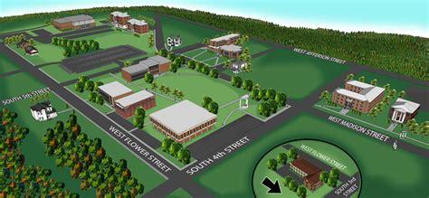 campus map contact   martin methodist college