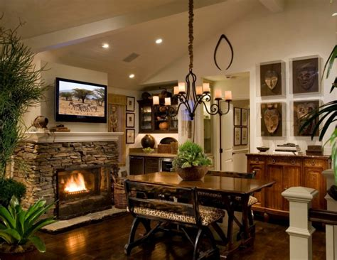 Dining Room Ideas With Fireplace 16 Dining Room Fireplace Designs Ideas Design Trends