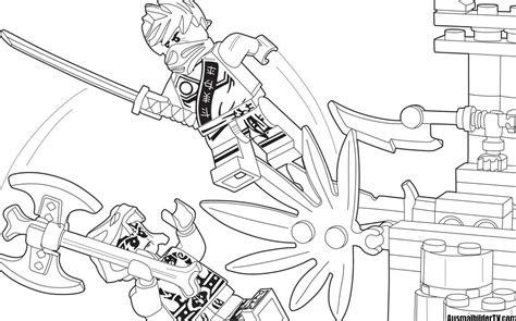 ninjago coloring pages season 5 einzigartig ninjago waffen ausmalbilder