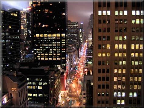 pen top bar panoramio photo of 5th avenue at night from the pen top