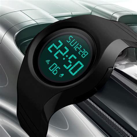 Jam Tangan Pria Jam Digital skmei jam tangan digital pria 1269 army green