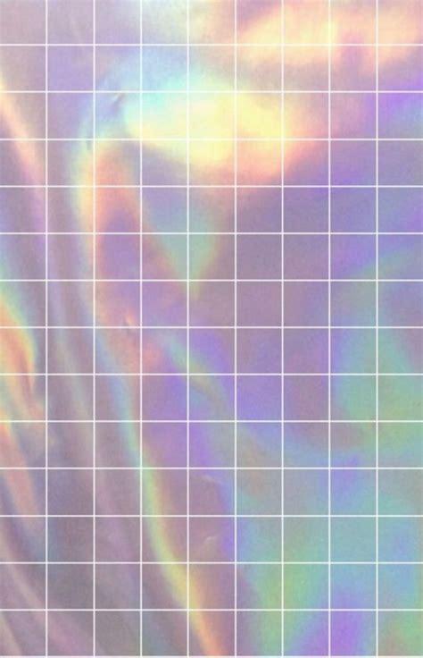 holographic grid wallpaper sampul buku desain sampul