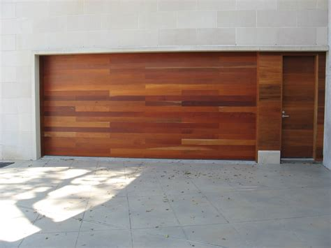 Modern Overhead Door Custom Wood Doors Overhead Door Company Of Houston
