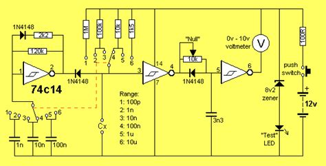 testing capacitors out of circuit testing electronic components