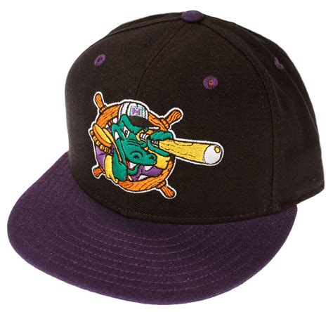 new era 59 50 milb minor league norwich navigators