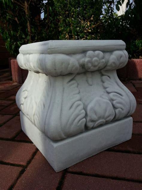 betonsäule beton design onlineshop f 195 188 r gartenfiguren