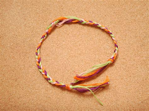 Wrap Around Bracelet how to make a twisted wrap around bracelet 9 steps