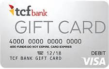 Are Visa Gift Cards Accepted Everywhere - tcf visa gift card