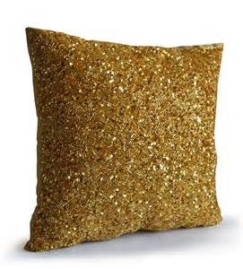 gold pillow cover decor gold throw pillow for chic