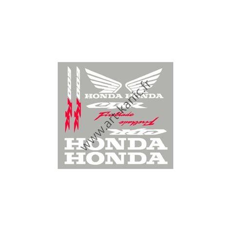Aufkleber Honda Cbr 600 Rr by Aufkleber F 252 R Honda Cbr 600rr