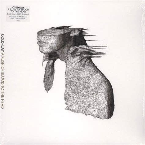coldplay rush of blood to the head a rush of blood to the head vinylvinyl