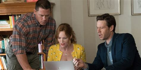Blockers Trailer Cena Blockers Trailer Cena Leslie Mann And Ike Barinholtz Are Weirdly Overprotective