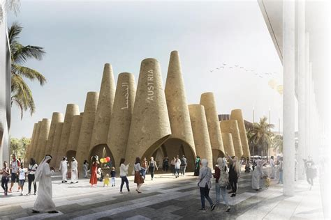 expo dubai  national pavilions  preview inexhibit