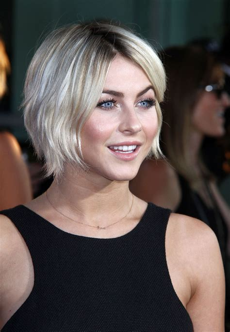 transition hairstyles for growing out short hair growing out your short hair julianne hough has found the