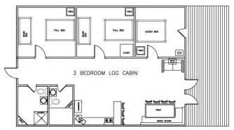 3 bedroom cabin floor plans 3 bedroom log cabin floor plans bellows afb 1 bedroom cabins 3 bedroom log cabins mexzhouse com