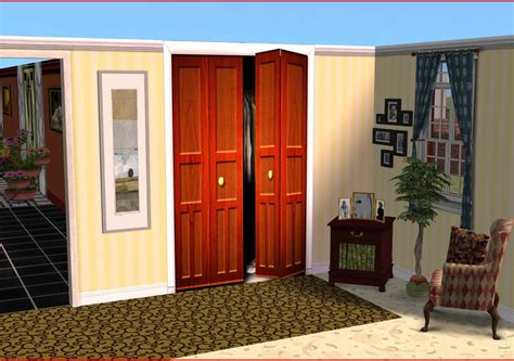 Sims 3 Closet by Mod The Sims Elevator Door Closet And Marble