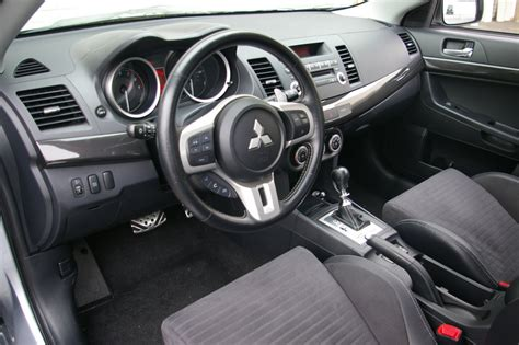 mitsubishi evo interior mitsubishi lancer evolution price modifications