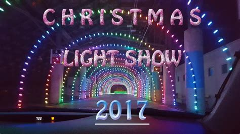 charlotte speedway christmas lights 2017 charlotte motor speedway christmas light show 2017 youtube