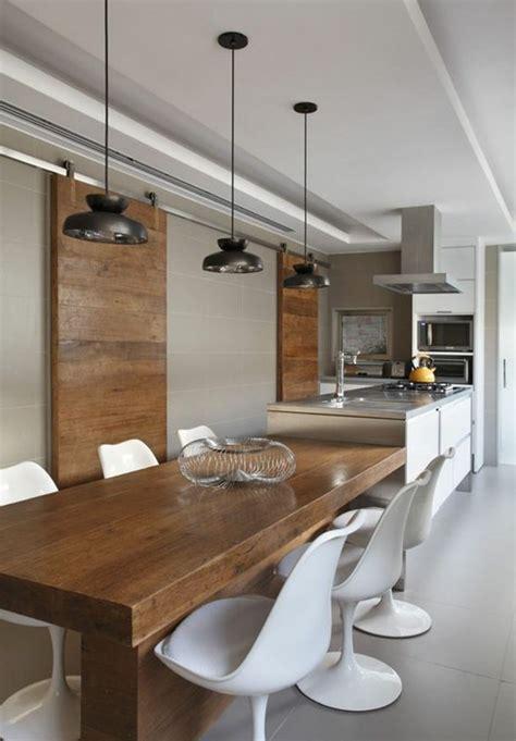 chaises de cuisine modernes chaise cuisine bois moderne wraste