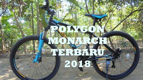 Harga Fork Polygon Monarch by Sepeda Polygon Monarch 5 Terbaru 2018