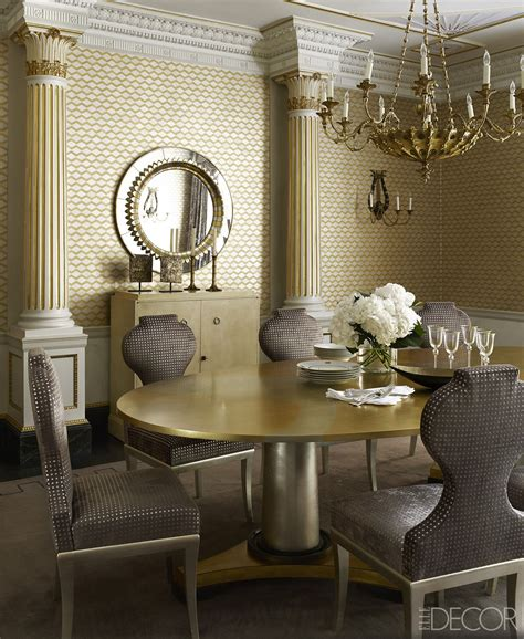 cornice digitale prezzi expert 14 gilded rooms that will inspire you to go for the gold