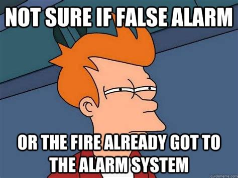 Alarm Meme - the 1st 3 rows may get wet my prince george now