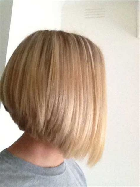 pictures of stacked bob haircut back view stacked feathered bob haircut back view short hairstyle 2013