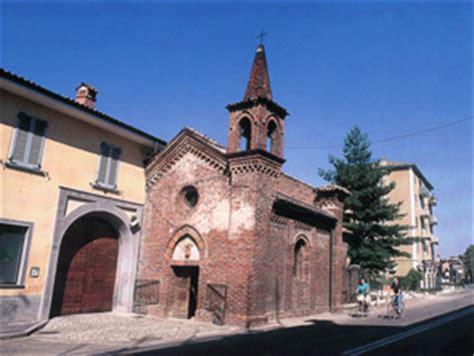 testo settimo milanese oratorio mantegazza san battista di cascine