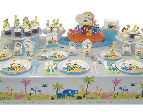 Noah Ark Baby Shower Theme by Noah S Ark Baby Shower Collection Baby Shower