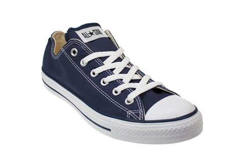 Converse Ct Low Series Blue Navy converse navy blue low all mens womens sneakers trainers shoes size 3 12 ebay