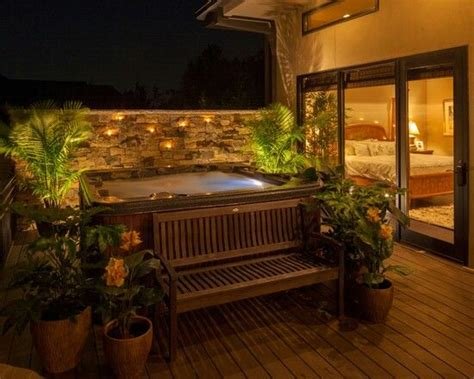 bedroom hot tub 1000 images about hot tub idea on pinterest master
