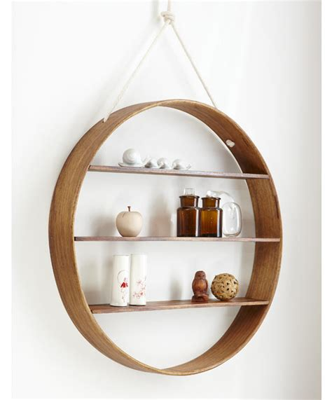 Circle Shelf by I Can Totally Make That Wishlist Wednesday Circle Shelf