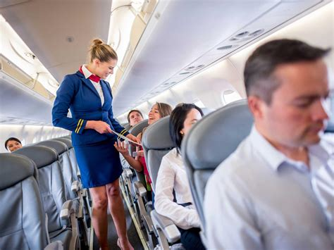 Side Effects Of Flying For Cabin Crew by Flight Attendants 22 Things They D To Tell