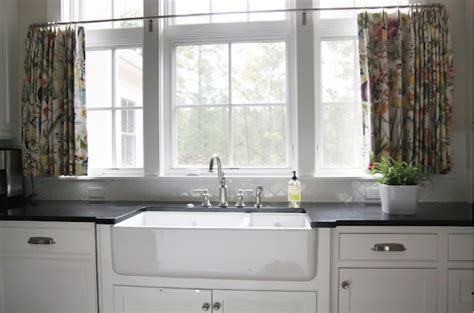 upgrade white curtains cafe curtainsneed to update kitchen curtains the idea