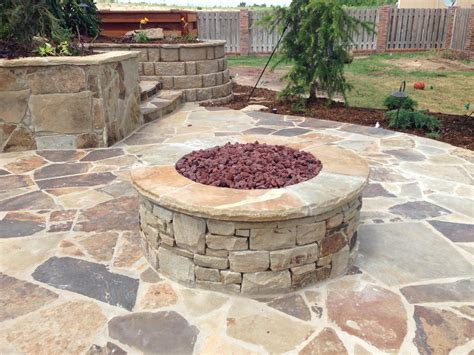 outdoor fireplaces firepits in oklahoma city havenscapes