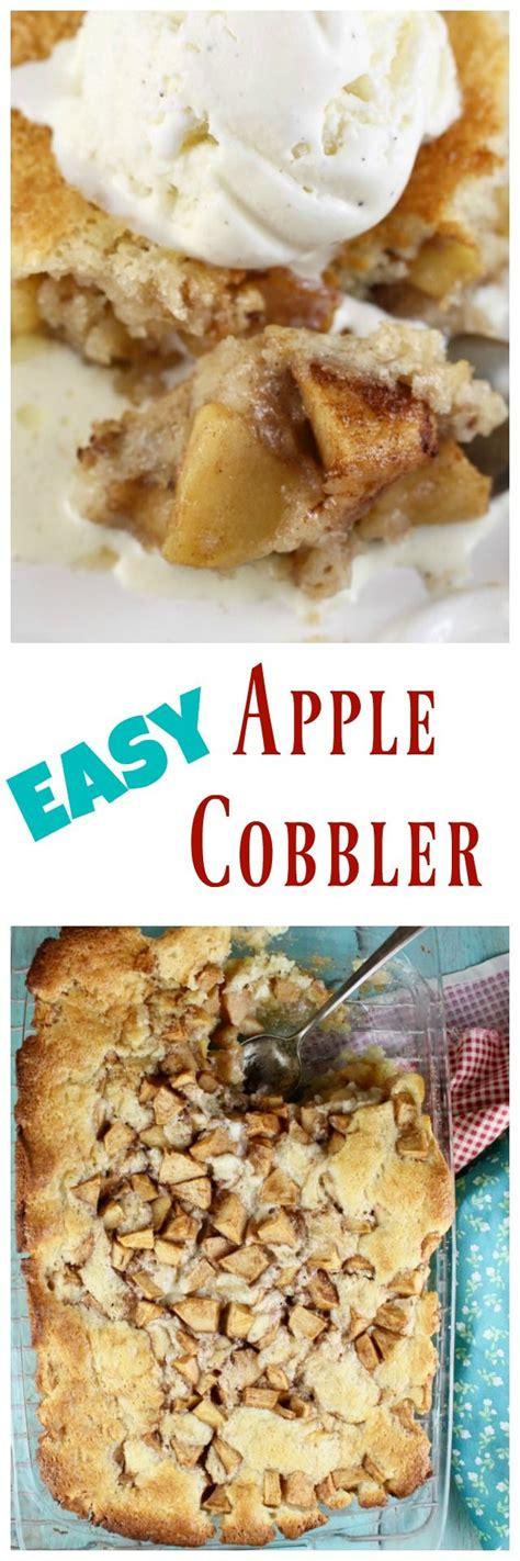 best apple cobbler recipe best 10 apple cobbler recipes ideas on crock