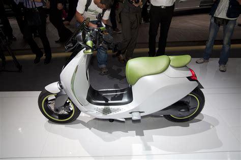 de elektrische scooters van mini smart autoblognl
