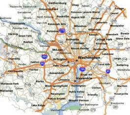 Map Of Washington Dc Area by Washington D C Real Estate Market And Trends