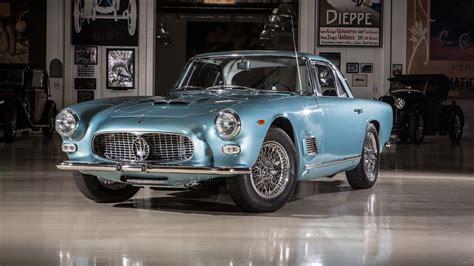 classic maserati 1961 1964 maserati 3500 gti maserati supercars net