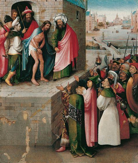 ecce homo file hieronymus bosch ecce homo google art project jpg wikimedia commons