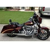 2010 Harley Streetglide Cvo  Screaming Eagle Flhxse