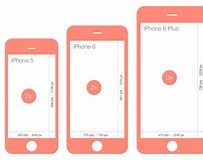 Image result for iPhone 6S Screen Size Dimensions